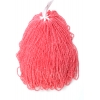 Seedbead 10/0 Red Color Lined Strung Terra Colour